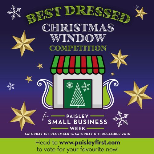 Paisley Small Business Week