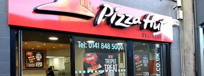 Pizza Hut Paisley First