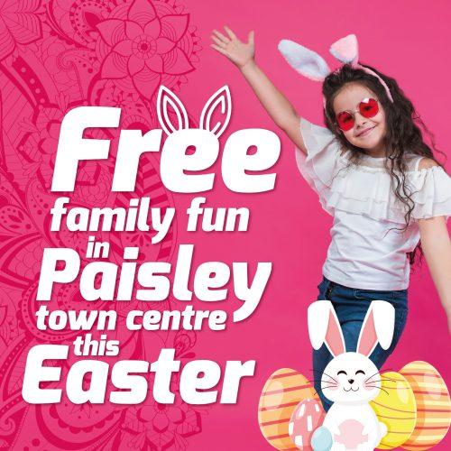 Free Family fun this Easter