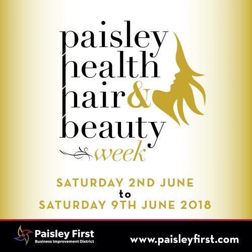 Paisley Health, Hair & Beauty Week
