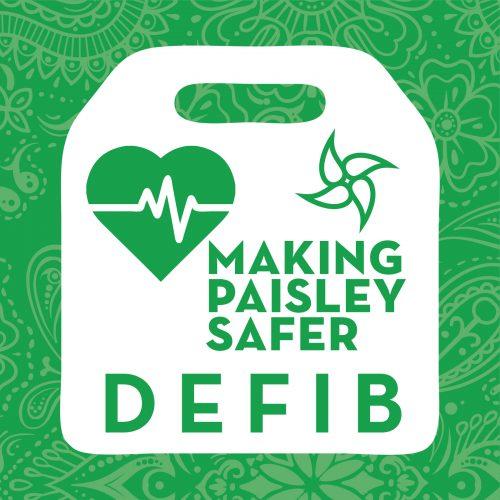 Making Paisley Safer – Defibrillators