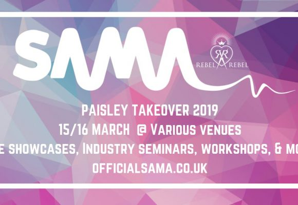 Paisley Takeover – Scottish Alternative Music Awards