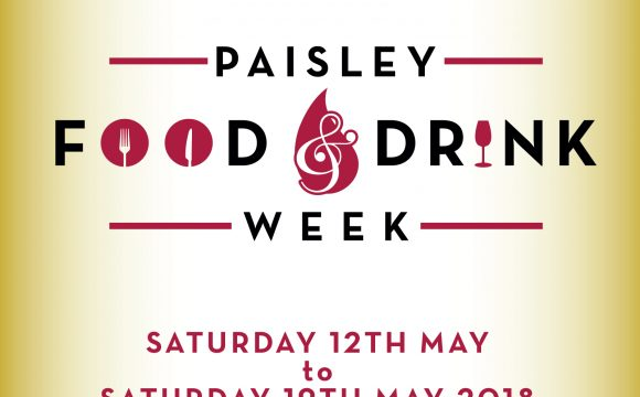 Paisley Food and Drink Week 2018