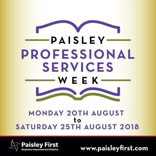Paisley Professional Services Week