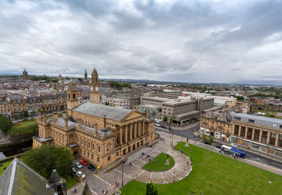 Have your say on Paisley town centre!