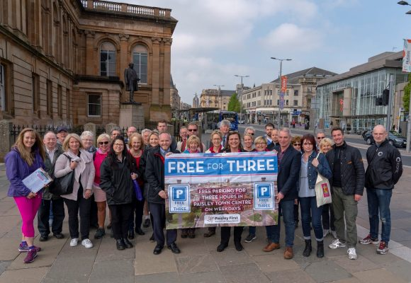 Free for Three Pilot Scheme to Get Underway