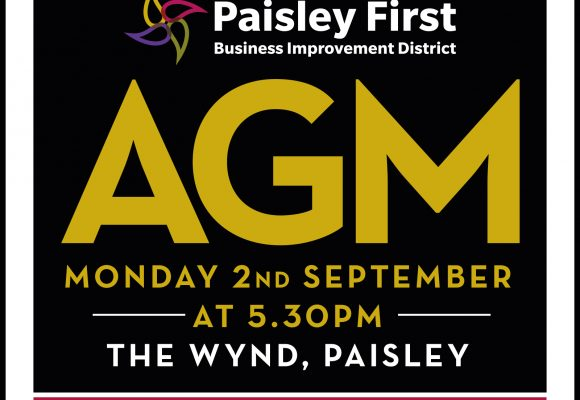 Paisley First AGM 2019