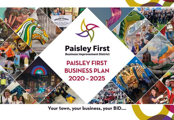 Paisley First BID renews for another five years